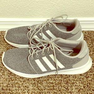 SOLD! Gray Cloudfoam Adidas